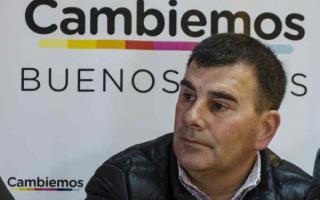 Bertellys responde a Cambiemos, aunque fue electo por el FpV.