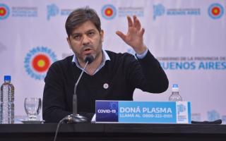 Carlos Bianco habló del pedido de excepciones