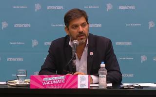 Carlos Bianco habló sobre las denuncias que recibió la Provincia