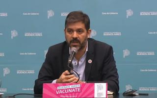 Carlos Bianco criticó a Macri, Bullrich y Carrio
