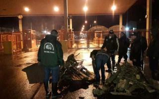Bloquean la terminal del Puerto de Mar del Plata. Foto: Prensa