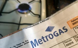 Postergaron para febrero el nuevo aumento de gas.