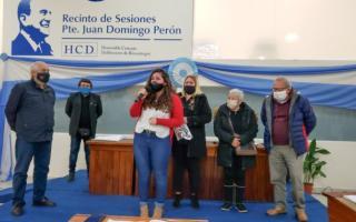 Declararon Ciudadano Ilustre al bombero de Berazategui