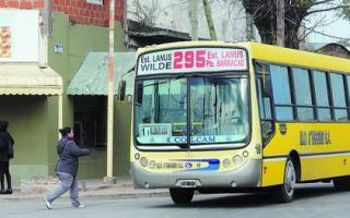 El robo ocurrió en Suipacha y Camino General Belgrano. Foto: Luciano Thieberger