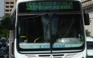 Polemica por el aumento del transporte en las líneas de transporte local. Foto: Prensa