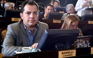 Bonelli cuestionó el discurso del presidente Macri.