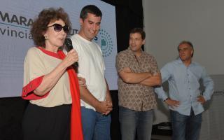 Legisladores bonaerenses entregaron el premio María Elena Walsh a Graciela Borges