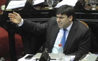 """Diego Bossio afirmó que los bonaerenses """"están ausentes del debate"""" del Presupuesto 2019"""