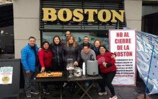 Los despidos en la Boston ascienden a 60 los despidos. Foto: lmdiario