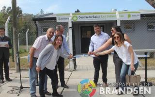 Brandsen: Inauguran cuatro centros de atención primaria de salud