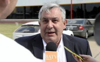 Brasca se refirió a la situación en Salto.