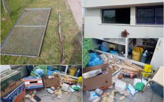 Robo a Jardín de Almirante Brown: Hubo destrozos y robaron heladeras con comida