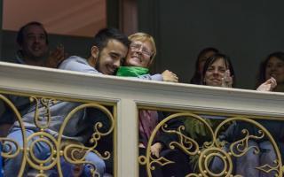 Rosa Bru, mamá de Miguel, fue declarada Personalidad destacada por los Diputados bonaerenses