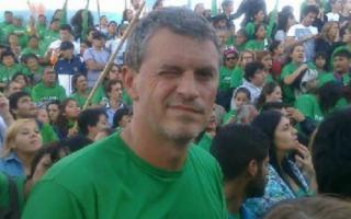 Mariano Bruera fue detenido este viernes en La Plata.