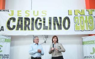 """Senador cruzó a Patricia Bullrich que dijo que si no gana Cariglino """"el problema de la droga va a seguir"""""""