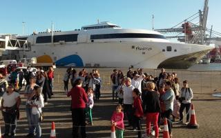 Polémica por el proyecto de reducción de tasas portuarias
