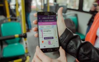 Nueva app de Campana que informa el recorrido de los colectivos locales en tiempo real