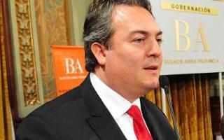 Cristian Breitensteine, Ministro de Producción, Ciencia y Tecnología.