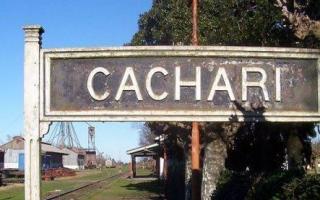 Coronavirus: Brote en Cacharí