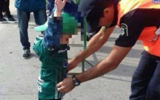 Cacheo policial a menor antes de un partido: Defensor del Pueblo adjunto pide informes