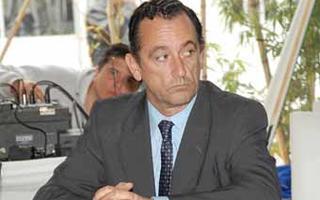 "El Diputado Nacional Héctor ""Cachi"" Gutiérrez."