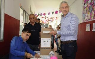 Resultados en Berisso: Cagliardi arrasó y fue electo con el 60%