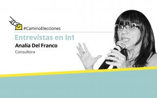 Analía Del Franco conversó con LaNoticia1.com.