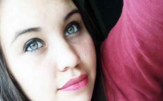 Micaela tiene apenas 22 años.
