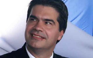 Jefe de Gabinete, Jorge Capitanich.