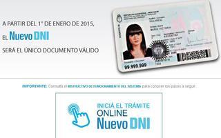 El trámite se inicia en la web del Ministerio del Interior.