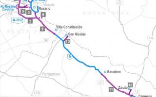 Polémica por obra en la ruta 9: San Pedro y Ramallo quedan afuera de construcción de nuevo carril