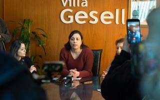 Gabriela Carignano - Jefa de ANSES y cabeza de lista