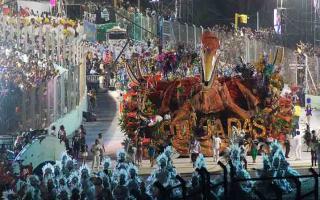 El 21, 22 y 23 de marzo llega la V Edición del Carnaval de Río de Janeiro a Potrero de los Funes