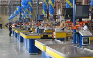 Carrefour abrió un nuevo local en José C. Paz