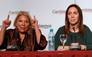 Aportes truchos de Cambiemos: La referente de la Coalición Cívica en Provincia respaldó a Vidal