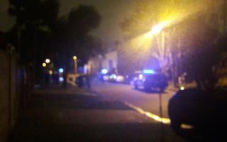 El ataque ocurrió esta madrugada. Foto: @trebuquero