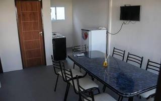 Así son las casas para presos en Florencio Varela.