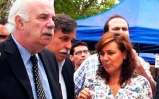 Carlos Casamiquela y Carla Campos Bilbao