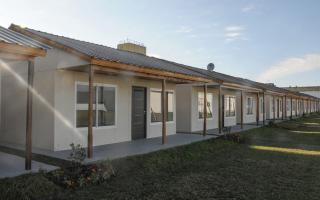 Provincia construyó 50 nuevas casas para los presos.