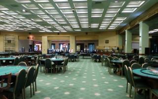 Retención de tareas en casinos de la Provincia