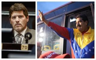"""Castello calificó de """"fraudulentas"""" las elecciones en Venezuela."""