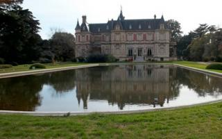 Imponente: Así es el majestuoso Palacio Huetel