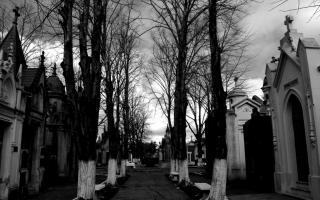 El cementerio de La Plata, cuna de irregularidades.
