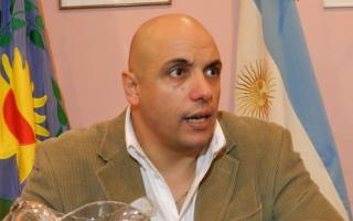 César Torres habló desde Vicente López.