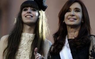 #FuerzaFlorencia El peronismo bonaerense apoyó a Cristina Kirchner y su hija Florencia
