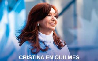 Temporal en Quilmes: Mayra Mendoza confirmó que se suspendió el acto de Cristina Kirchner