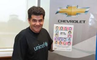 Chevrolet ofrecerá a sus clientes bonos contribución para colaborar con las acciones de UNICEF Argentina