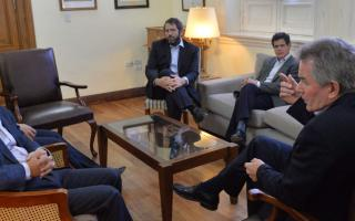 Embajador chino destacó interés de empresarios en invertir en Bahía Blanca