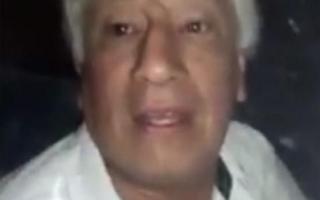 Pablo Alfredo Correa, de la empresa Rutatlántica, estaba alcoholizado.