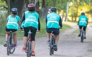 El cicloturismo es una opción